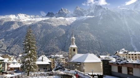 Chamonix – Parking « SAINT-MICHEL »