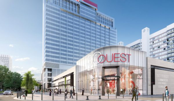 Centre Commercial « So Ouest »