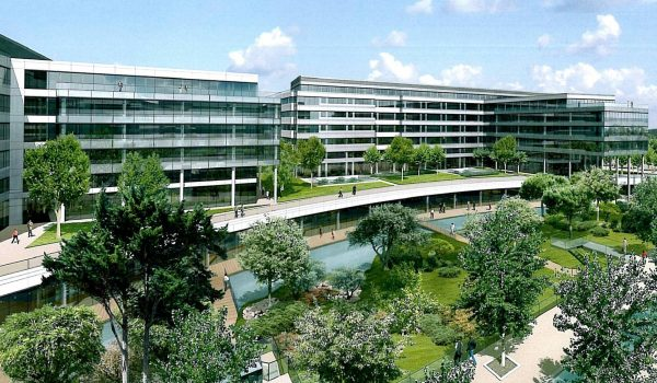 Siège du CREDIT AGRICOLE « Campus Eole – Evergreen »