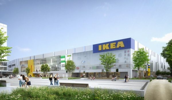 Centre Commercial « IKEA & LEROY-MERLIN »